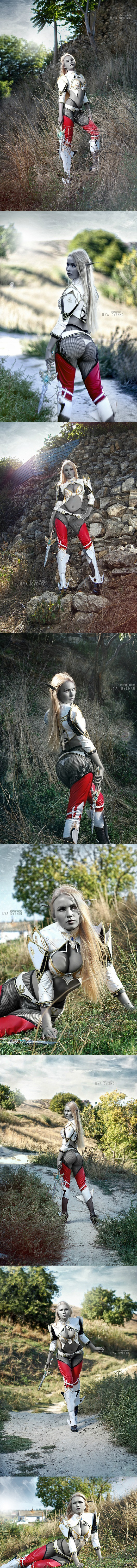 Lineage 2 porn cosplay xxx picture