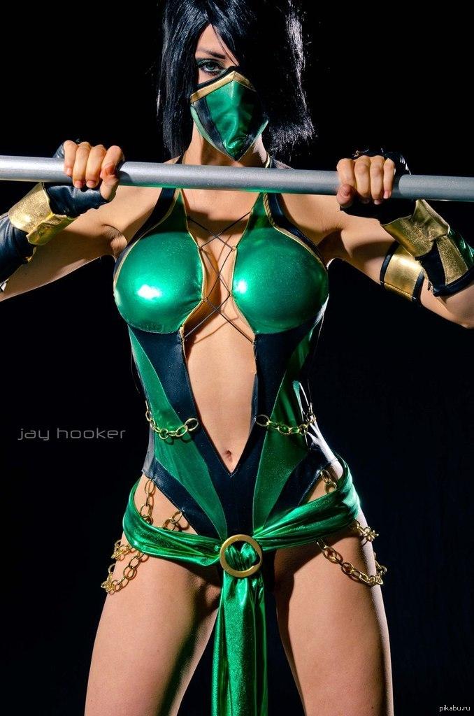Jade / Cosplay