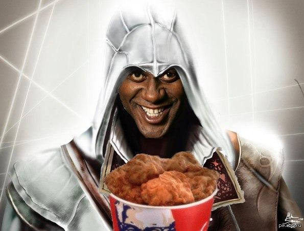 Niggas creed: brotherfood