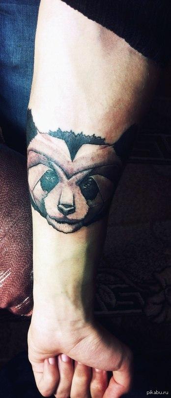 Мечта сегодня я осуществил свою мечту и сделал татуировку