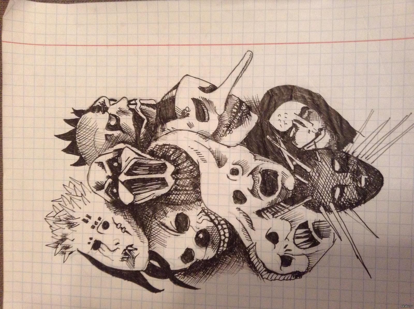 проводится крутые рисунки на руке гелевой ручкой под