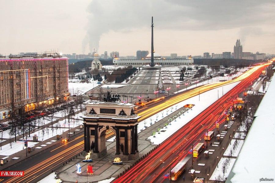 фото кутузовский проспект