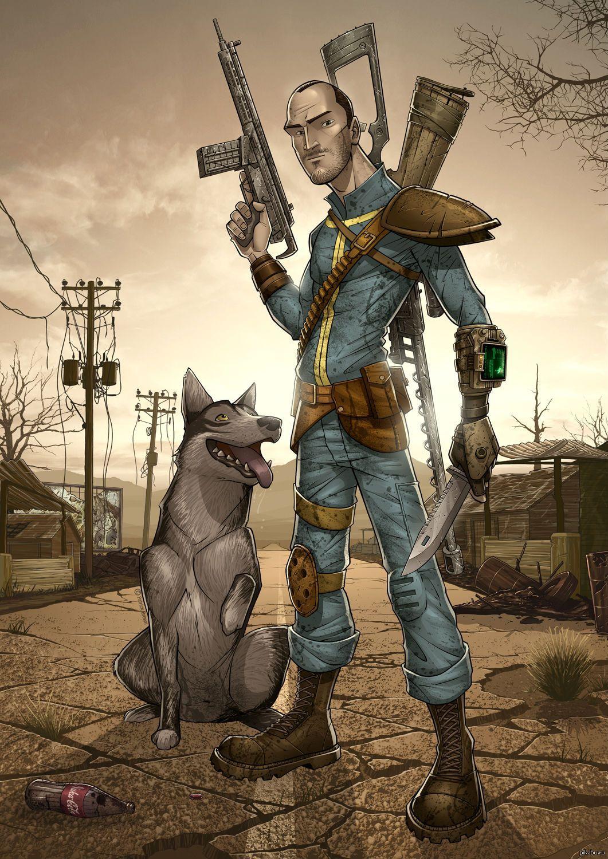 Какой напарник в fallout самый полезный по вашему мнению ? Но пёс никогда вас не предаст , нужно помнить это =)